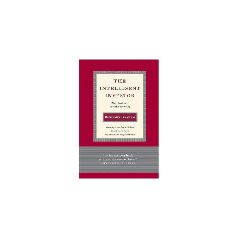 【预订】Intelligent Investor: The Classic Text on Value 美国库房发货,通常付款后3-5周到货!