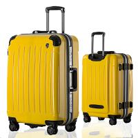银座 旅行箱男女学生密码拉杆箱飞机轮20寸24寸手提登机行李箱