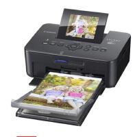 佳能(Canon) CP910 照片打印机(黑色)佳能热升华照片打印机 佳能景区打印机 便携式打印机 移动打印机