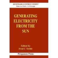 【预订】Generating Electricity from the Sun