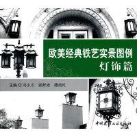 欧美经典铁艺实景图例:灯饰篇 冯小川,张跃志,唐结红