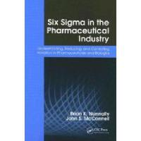 【预订】Six SIGMA in the Pharmaceutical Industry: