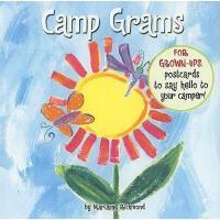 【预订】Camp Grams: For Grown-Ups: Postcards to Say Hello to