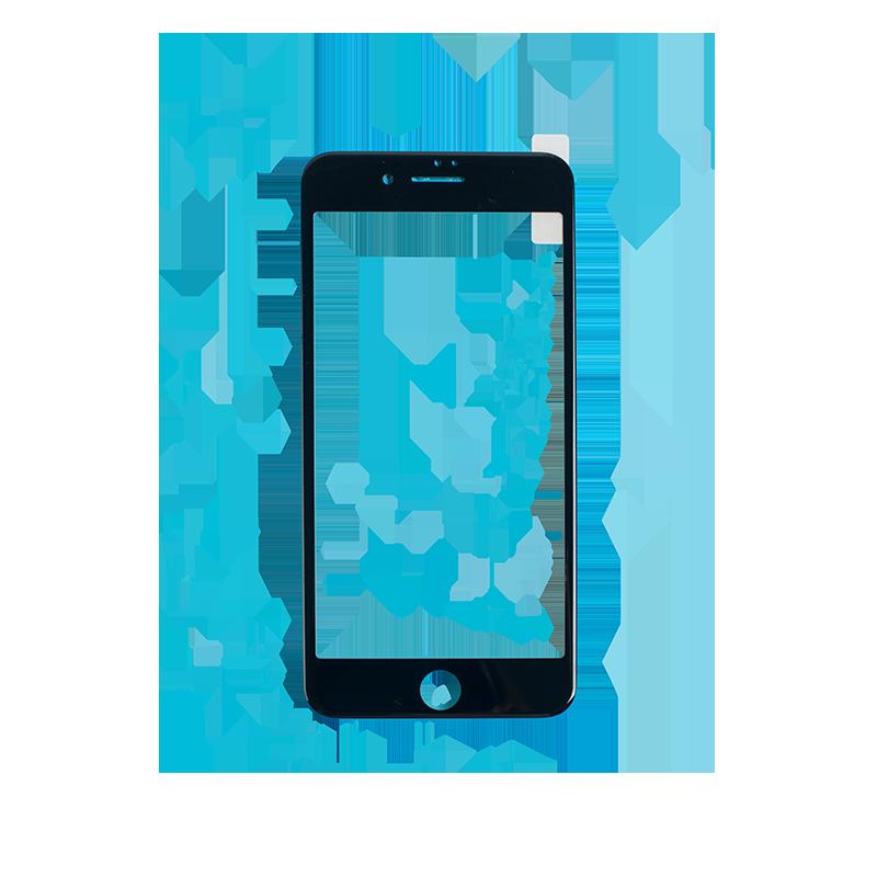 网易严选 3D曲面软边钢化手机膜3D曲面,全面保护屏幕