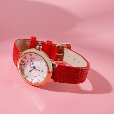 ClousKrause 英伦CK新款手表简约时尚生活防水女士腕表 全场下单1件3折!全场包邮!