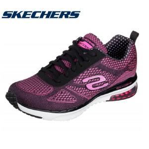 【11月12-13日大牌返场 狂欢继续】Skechers斯凯奇网面鞋跑步鞋女鞋缓冲垫针织面12111C