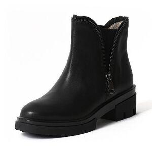 Teenmix/天美意专柜同款牛皮女靴6R541DD6