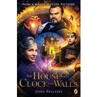 【中商原版】滴答屋 英文原版 电影科幻小说 House with a Clock in Its Walls Edwar