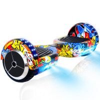 创意新款炫酷拉风平衡车电动双轮平衡车两轮代步车儿童智能漂移扭扭车思维 36V