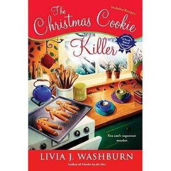 【预订】The Christmas Cookie Killer: A Fresh-Baked Mystery 美国库房发货,通常付款后3-5周到货!
