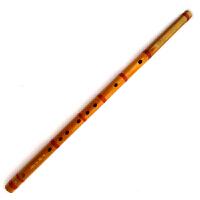 玉屏箫笛 笛子 初级入门笛子 山竹笛 横笛 曲笛 笛子 乐器 赠笛膜 2152