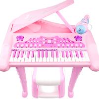 儿童电子琴带麦克风早教钢琴初学男女孩玩具1-3-6岁小宝宝礼物
