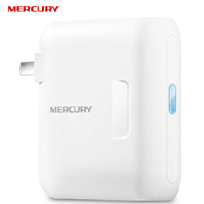 水星(Mercury)MW150RM 150M无线路由器 迷你wifi家用ap便携 无线信号放大器