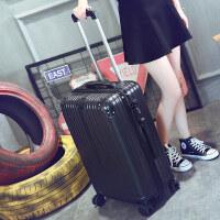 行李箱女24寸拉杆箱万向轮大学生韩版密码箱男28小清新旅行箱子26
