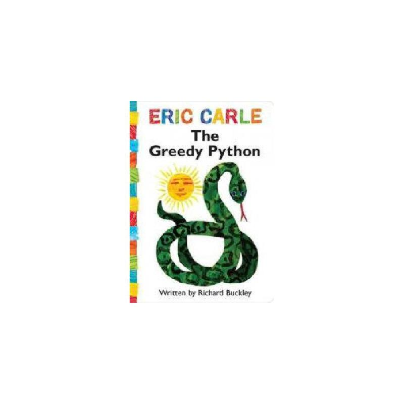 【预订】The Greedy Python Y9781416982906 美国库房发货,通常付款后3-5周到货!