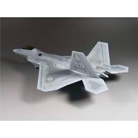 美国二战军用F-22战斗机小号手拼装军事飞机模型1/72仿真组装航模