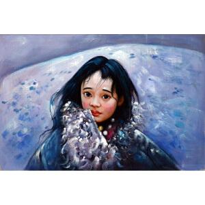 Y316艾轩西藏少女