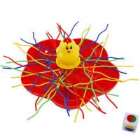 脑子大作战 思维训练玩具动手动脑 亲子互动多人桌面抽签游戏