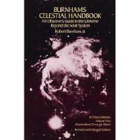 【预订】Burnham's Celestial Handbook, Volume Two: An
