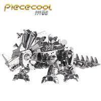 拼酷3d立体拼图金属模型动物拼装玩具礼物