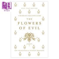 【中商原版】波德莱尔:恶之花 英文原版 Alma Classics:The Flowers of Evil 法国诗歌