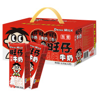 旺旺 旺仔牛奶礼盒3L/箱(250ml*12包)