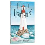 【中商原版】你好,灯塔 英文原版 Hello Lighthouse 精装 2019年凯迪克金奖 5-8岁