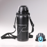 户外水壶保温瓶双层不锈钢家用旅行水杯暖壶暖瓶大容量真空保温保冷骑行装备