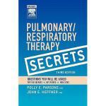 【预订】Pulmonary/Respiratory Therapy Secrets