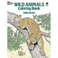 【预订】Wild Animals Coloring Book Y9780486254760