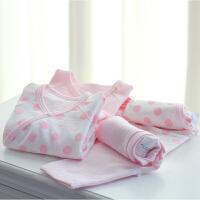 婴儿衣服和尚服内衣套装春秋夏季初生新生儿宝宝春装
