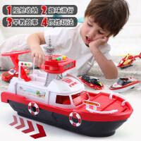 �和�玩具�模型工程系列消防小汽�仿真全套�b各��3�q6男孩男童