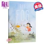 【中商原版】Kenard Pak:烟雾 The Fog, 精品绘本 故事书 寓言故事 环境意识 3~6岁 精装 英文原
