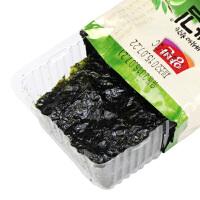 韩国东远 橄榄油味海苔15g(5g*3个)宝宝健康零食