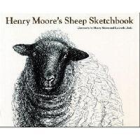 【预订】Henry Moore's Sheep Sketchbook