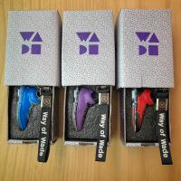 篮球钥匙挂件韦德之道1代NBA立体球鞋模篮球鞋钥匙扣书包挂件生日礼物 紫鱼 红鱼 蓝海洋(3个一套)