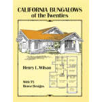 California Bungalows of the Twenties (【按需印刷】)