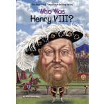 【中商原版】亨利八世是谁? 英文原版 Who Was Henry VIII? 历史名人科普 6-12岁