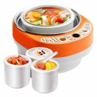 家用电煲汤锅炖汤锅隔水炖盅全自动炖锅陶瓷砂锅