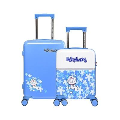 网易严选 哆啦A梦拉杆箱登机箱 和多啦A梦一起旅行