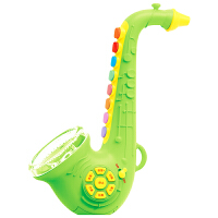玩具萨克斯 儿童小喇叭吹奏乐器 宝宝玩具1-3岁婴儿 乐器套装