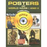 【预订】Posters of World Wars I and II [With CDROM]