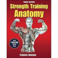 【预订】Strength Training Anatomy