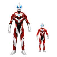 20180527101556159超大银河奥特曼玩具套装软胶怪兽人偶火花儿童超人男孩迪迦变身器