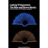 【预订】The Blue and Brown Books