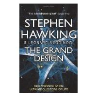 The Grand Design 英文原版 史蒂芬・霍金:大设计