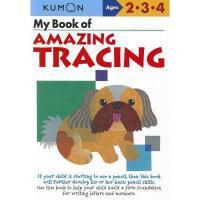 【预订】My Book of Amazing Tracing
