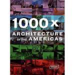 【预订】1000 x Architecture of the Americas
