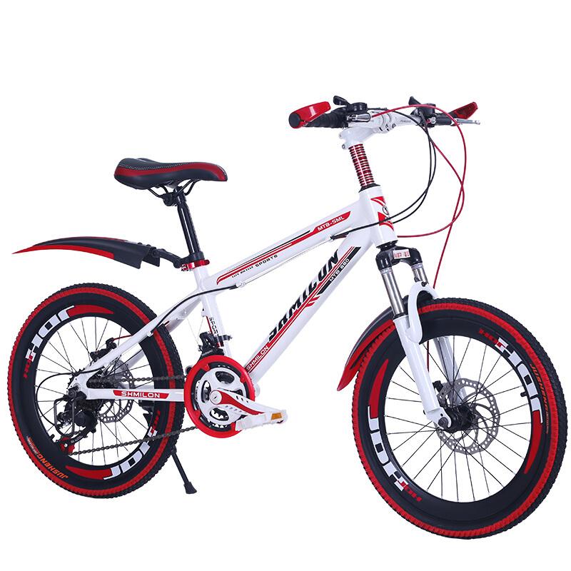 儿童山地自行车变速车男女孩子中大童青少年赛车学生单车20/22寸