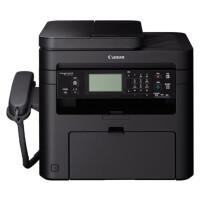 佳能iCMF249dw 黑白激光多功能一体机(双面打印复印扫描传真无线) 官方标配 替代MF229